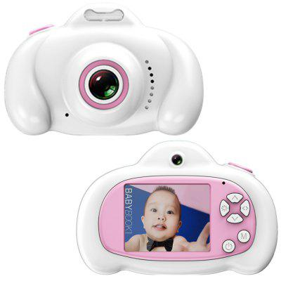 Mini Cute Digital Children Camera Children Educational Toys For Baby Toddler Light Projection Camera