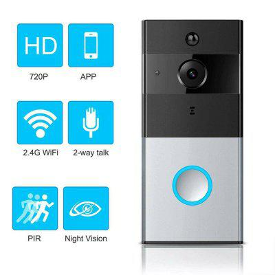 Door Bell Camera Wireless Call Doorbell Home Video Phone WIFI IP Door bell Night Vision IR Alarm