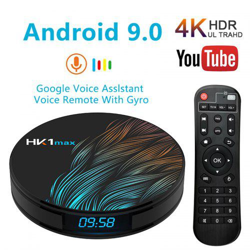 Smart Android TV Box 4GB 128GB 64GB 32GB Rockchip 4K Wifi Netflix Set top  Box Media Player Android