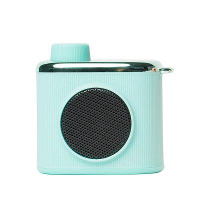 Portable Retro Bluetooth Speaker Subwoofer Mini Wireless Portable Creative Mini Speaker