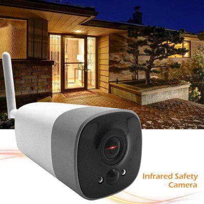 Wifi Smart Camera PIR Motion Detection Wireless Network Home Security Webcam Ultra-Low Power Camera