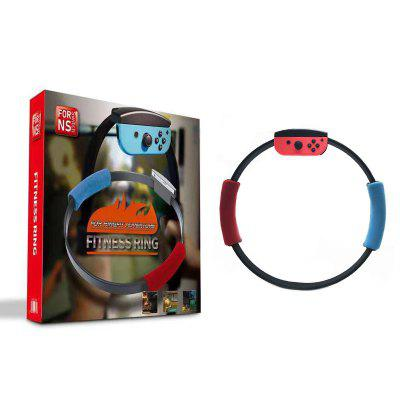 Adjustable Elastic Leg Strap Sport Band 60cm Ring-Con Grips Leg for Nintend Switch Joy-con Ring Fit