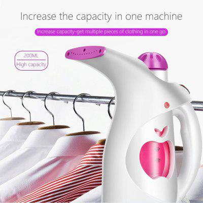 Hand-Hold Mini Electric Portable Household Steam Ironing Machine