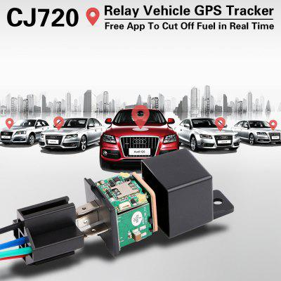 GPS Tracker Real-time Tracking GPS LBS Positioning Set Geo fence with Historical Route Playback