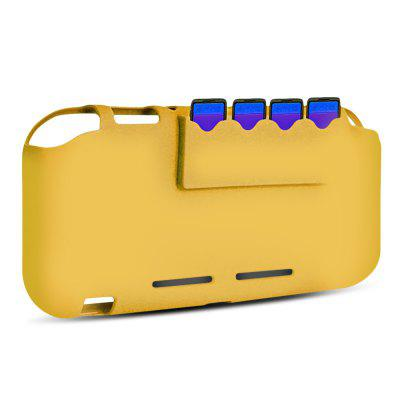 Protective Case Accessories with Card Slot 3 in 1 Kit for Switch Lite