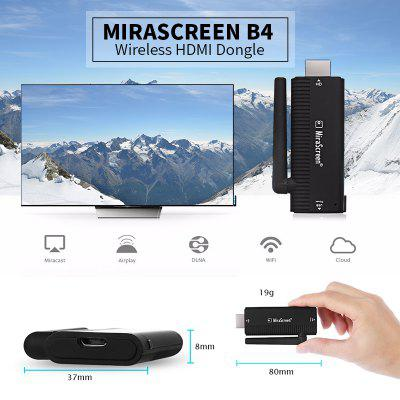 Wireless TV Stick HDMI Dongle 1080P HD TV Stick Receiver DLNA Airplay Miracast Display WIFI Antenna