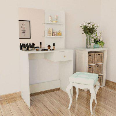 vidaXL dressing table chipboard
