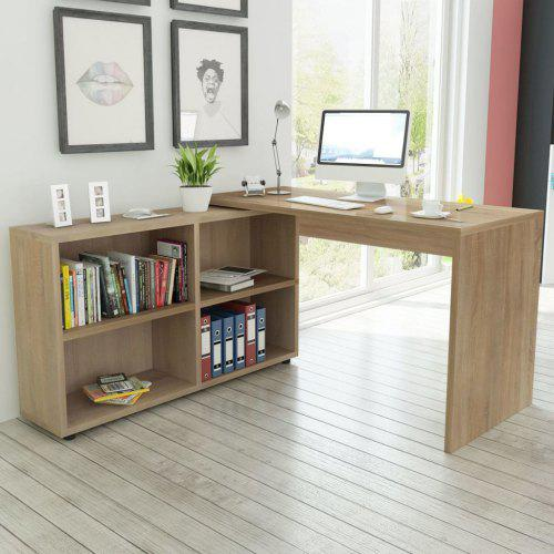 Desk Writing Table Workstation Pc