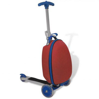 Scooter with Trolley Case for Children kids