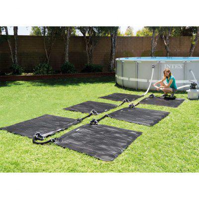 Intex Solar Heating Mat PVC 1.2x1.2 m Black