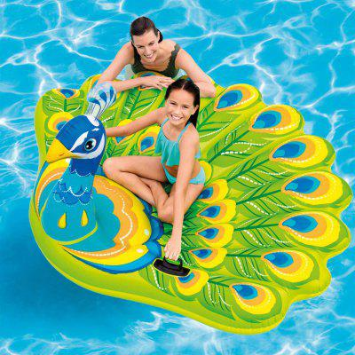 INTEX  Inflatable Pool Float Peacock Island 57250EU