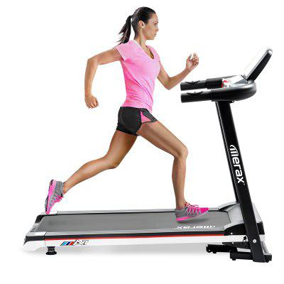 Folding Electric Treadmill Motorized Power Running Machine Fitness Image