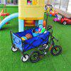 Folding Wagon Garden Shopping Beach Cart