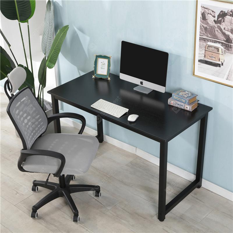 Swell Wooden Office Furniture Computer Table Natural Download Free Architecture Designs Scobabritishbridgeorg