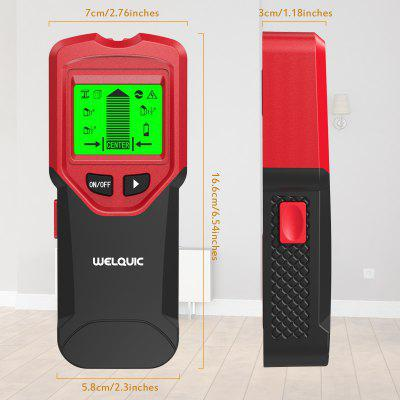 Welquic 3 in 1 metal detector