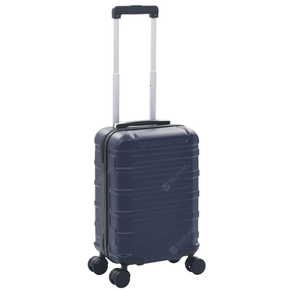 """Hardcase Trolley Black ABS"""