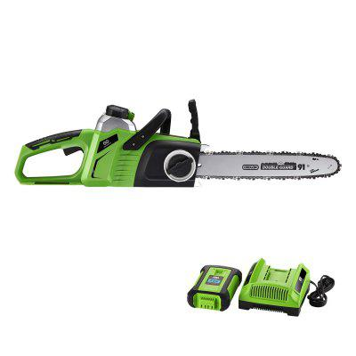 Best Partner 40V Max Lithium-Ion Brushless Cordless 14 inch Chain Saw