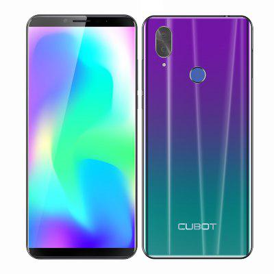 CUBOT X19 4G Phablet 5.93 inch Android 8.1 MT6763T Octa-core 2.5GHz 64-bit 4GB RAM 64GB ROM Image