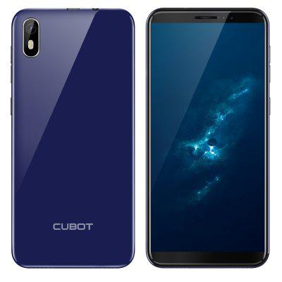 Cubot J5 3G Phablet 5.5 inch Android 9.0 MT6580 Quad Core 1.3GHz 2GB RAM 16GB ROM 5.0MP Rear Camera 2800mAh Detachable