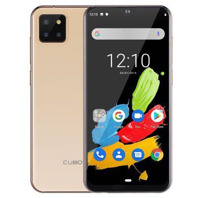 Cubot X20 Pro 6G RAM 128GB ROM  Rosy Gold 4G Smartphone EU Image