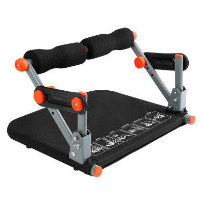 Core Fitness Equipment 9 in 1 Ab Trimmer Total Body Workout Exercise Machine for Gym Home Office