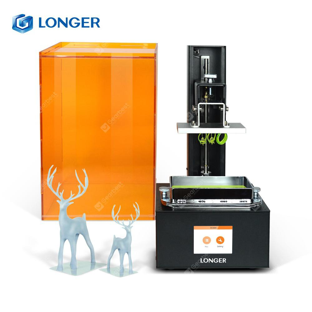 Longer Orange10 LCD 3D Printer resin min
