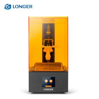 Longer Orange 10 LCD Imprimante SLA 3d de la résine 3D d'imprimante mini UV assemblée imprimant la photopolymérisation