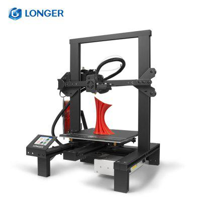 Longer Mini 3D printer FDM 3d printer LK4 DIY Desktop aluminium profile 3D printer