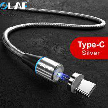 Gearbest OLAF 3A Type C Magnetic Fast Charging Cable