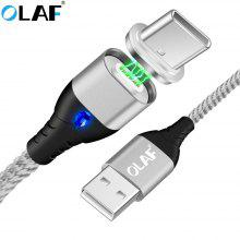 Gearbest OLAF Tenth Generation Type C Magnetic Cable Data Fast Charging