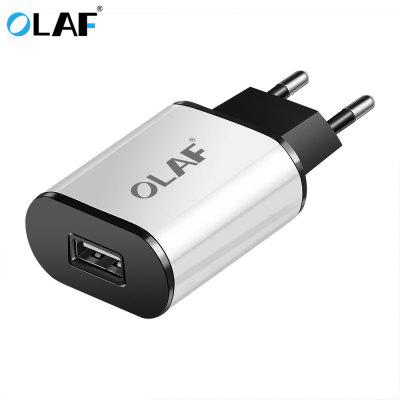 OLAF EU USB Charger 2A Mobile Phone USB Charger Fast Charging Wall Charger USB Adapter