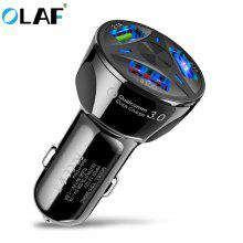 Gearbest OLAF Car Charger Quick Charging 3.0 USB Fast Charger