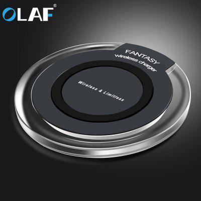 OLAF Wireless Charger USB Phone Charging for Samsung S8 S9 S10 Plus for iphone 8 8 Plus X Xs MAX XR