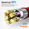 OLAF 3A Magnetic Cable Fast Charging USB Cable for iPhone Samsung Xiaomi Micro USB Type C Cable