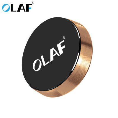 OLAF Magnetic Car Phone Holder Phone Free Paste Air Vent Stand Universal For iPhone Samsung Xiaomi