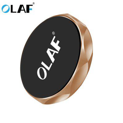 OLAF Universal Magnetic Car Phone Holder Phone Air Vent Free Paste Stand For iPhone Samsung Xiaomi