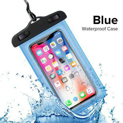 OLAF Waterproof Phone Case Underwater Bag For iphone X XR 7 8 Case For Samsung Xiaomi Smartphone