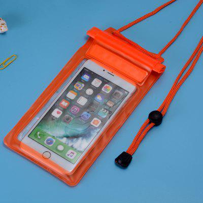Olaf Waterproof Bag Underwater Velcro PVC Package Mobile Phone Case For iPhone Samsung Xiaomi Huawei