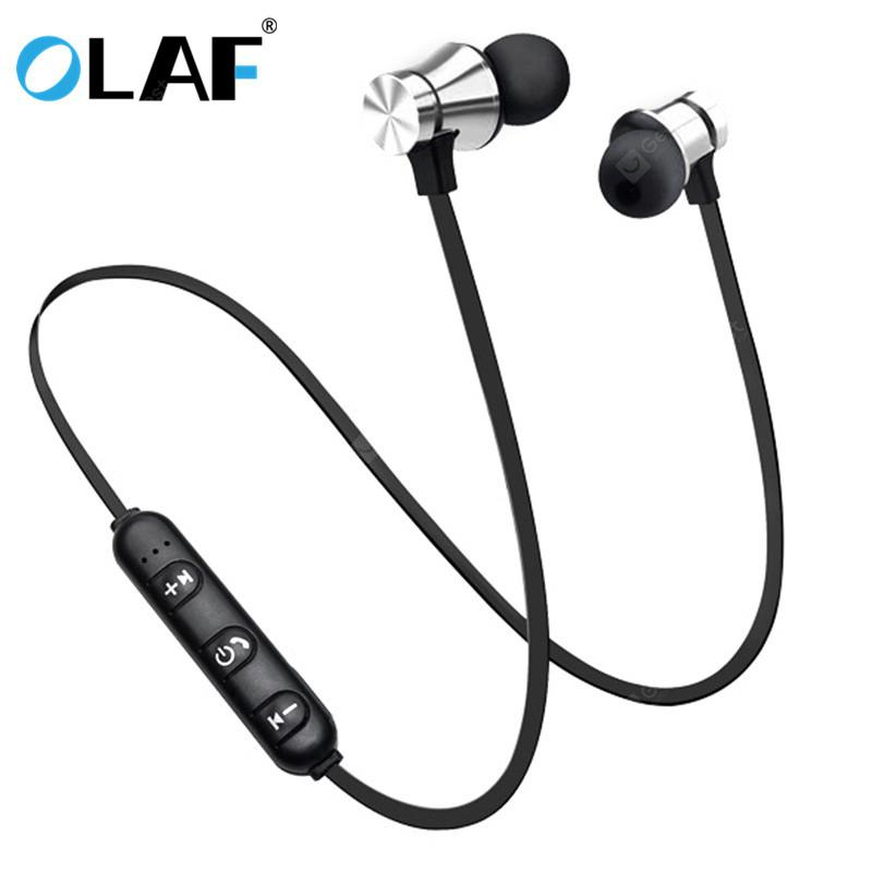 Olaf Earphone Wired In Ear Magnet Exercise Sport Bluetooth Fresh Version Sale Price Reviews Gearbest