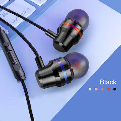 OLAF 3.5mm Wire Earphone In-ear Wire 4D Sound Good Voice Bluetooth Sport for Iphone xiaomi samsung