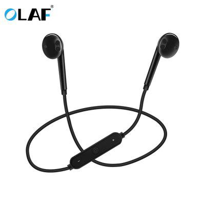 OLAF Mini Wireless Bluetooth Earphone in Ear Sport with Mic Handsfree Earbud for Mobile Phones