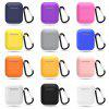 OLAF 1PCS TPU Silicone Bluetooth Wireless Earphone Case For AirPods Protective Cover for Apple