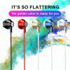 OLAF Metal Games and Sports Earbuds Good Sound Quality Experience for iPhone Xiaomi Huawei