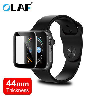OLAF Smart Watch Case Explosion-proof  Waterproof  Tempered glass for Apple Watch Series Case