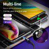OLAF 3A Magnetic For iPhone Samsung Fast Charging Data Wire Cord  Type C 3A Mobile Phone Cable