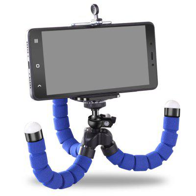 OLAF Phone Holder Flexible Octopus Tripod Bracket Selfie Expanding Stand Mount Monopod Styling Accessories For Mobile