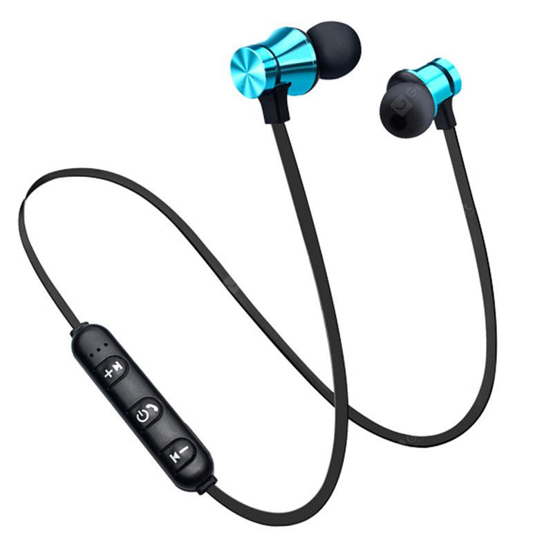 OLAF Earphone Wired in Ear Magnet Exercise Sport Bluetooth Fresh Version