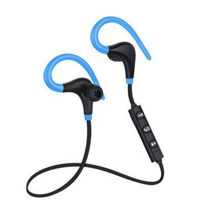 OLAF BT1 Bluetooth Earphone Sport Wireless Ear-hook Headphones Stereo Headset  for Xiaomi Phone armoon colorful cat ear led light bluetooth headets cat ears foldable wireless headphone tf headphones hifi stereo for children girl kid gift
