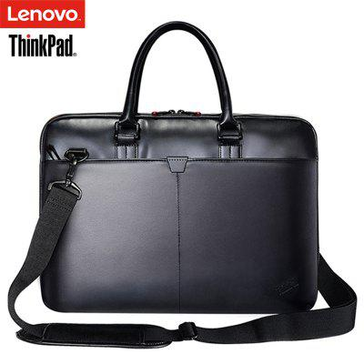 Lenovo ThinkPad T300 Laptop Bag Leather Shoulder Bags Men and Women Handbag Briefcase for Laptop