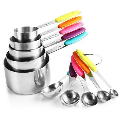 Measuring Cups And Spoons Set Measuring Cups Measuring Spoons